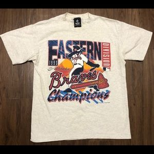 🔥 95 Atlanta Braves division Champs shirt